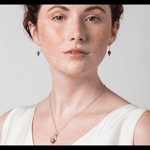 Mignon Faget Indigo Full of Grace Pearl Necklace